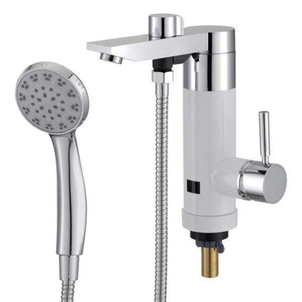 Нагревател за вода Finlux IWH-35TS С ДУШ СТОЯЩ , 3.5 , Над мивка