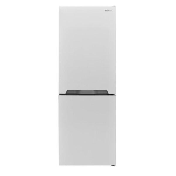 Хладилник с фризер Sharp SJ-BB02DTXW1** , 230 l, A+ , Бял , Статична
