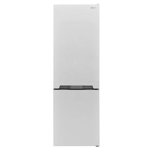 Хладилник с фризер Sharp SJ-BB04DTXW1 , 268 l, A+ , Бял , Статична
