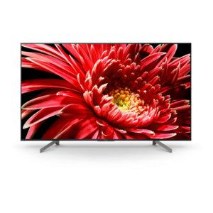 Телевизор Sony KD55XG8596BAEP , 139 см, 3840x2160 UHD-4K , 55 inch, LED LCD , Smart TV