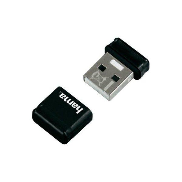Памет USB Hama 108045 SMARTLY 64GB