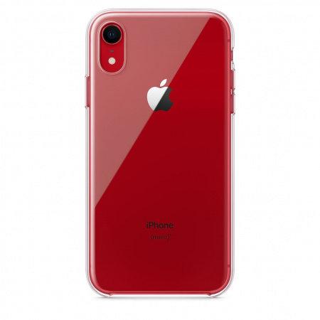 Калъф Apple IPHONE XR CLEAR CASE MRW62