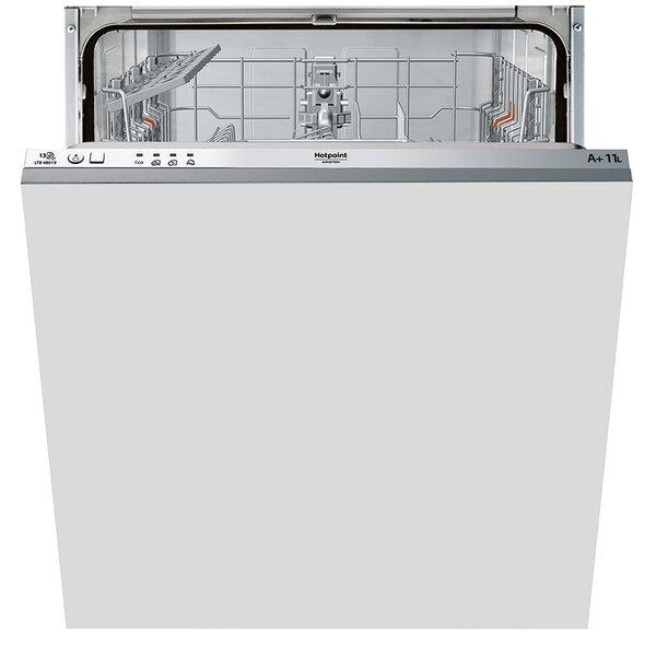 Съдомиялна машина за вграждане Hotpoint-Ariston LTB 4B019 EU.*** , 11.00 литри/цикъл, 13 комплекта, A+