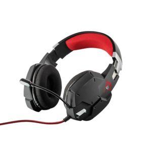 Слушалки с микрофон Trust GXT322 BLACK