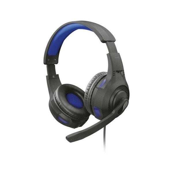 Слушалки с микрофон Trust GXT307B RAVU PS4