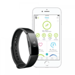 Фитнес гривна Fitbit INSPIRE BLACK FB412BKBK