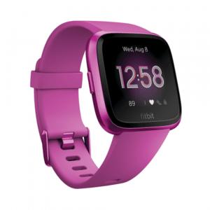 Смарт часовник Fitbit VERSA LITE MULLBERY FB415PMPM