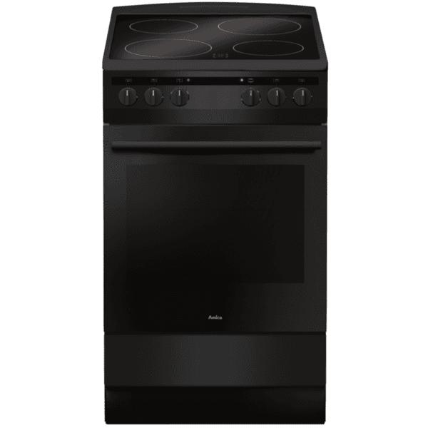 Готварска печка (ток) AMICA 507CE2.30EHDSM , Керамични