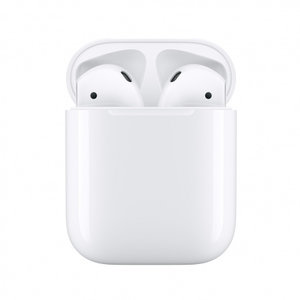 Слушалки с микрофон Apple Airpods 2 MV7N2