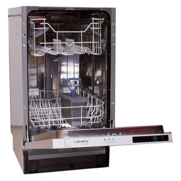 Съдомиялна машина за вграждане Crown DW 4530 ABI , 10 комплекта, 450 Ш, мм, E