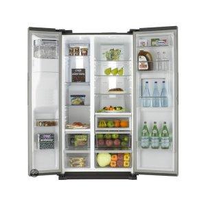 Хладилник с фризер Samsung RS-7577THCSP/EF