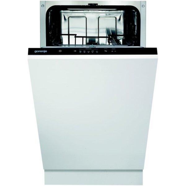 Съдомиялна машина за вграждане Gorenje GV52010 *** , 9 комплекта, 9.00 литри/цикъл, A++