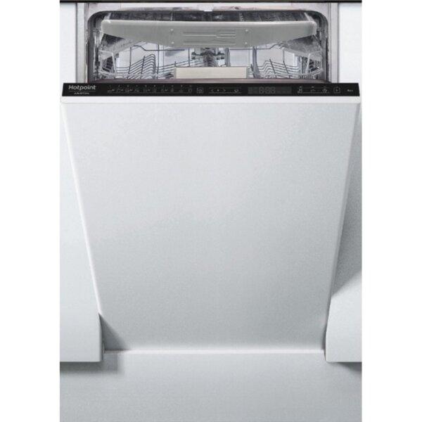 Съдомиялна машина за вграждане Hotpoint-Ariston HSIP 4O21 WFE , 10 комплекта, 450 Ш, мм, E