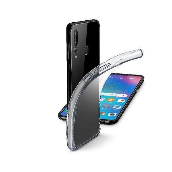 Калъф за смартфон Cellularline FINE HUAWEI P30 LITE ПРОЗРАЧЕН