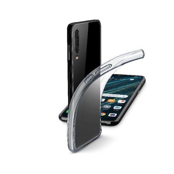 Калъф за смартфон Cellularline FINE HUAWEI P30 PRO ПРОЗРАЧЕН