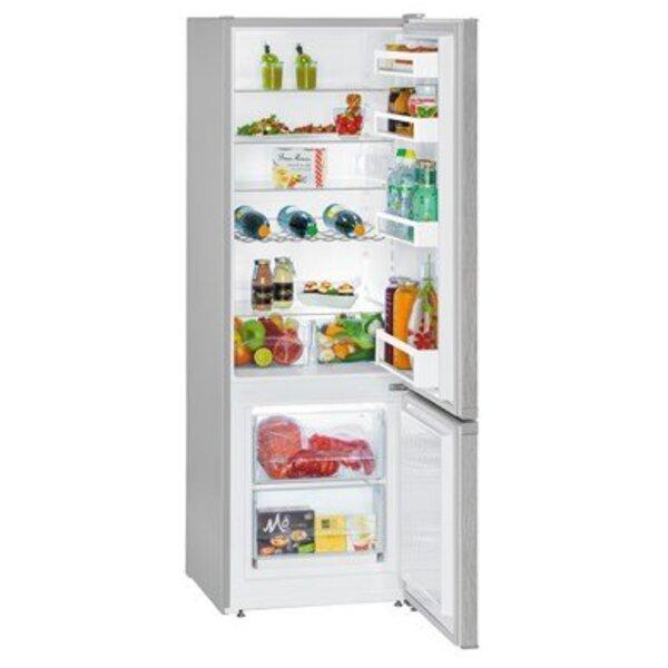 Хладилник с фризер Liebherr CUel 2831-20 , 265 l, A++ , Инокс
