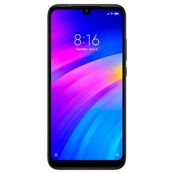 Мобилен телефон Xiaomi REDMI NOTE 7 64/4 DS BLACK MZB7559EU