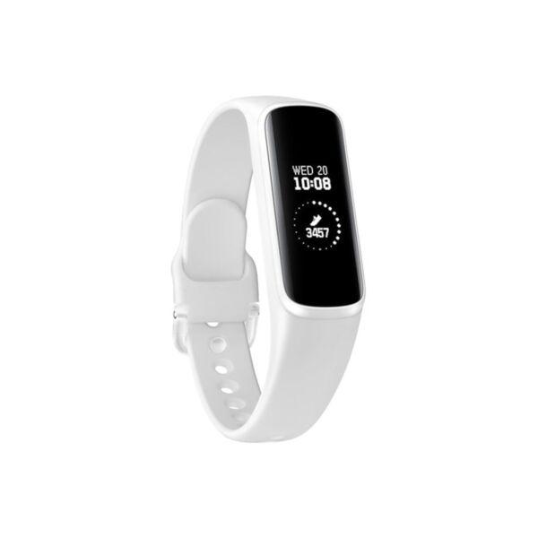 Фитнес гривна Samsung SM-R375NZWA GALAXY FIT E WHITE , 0.74
