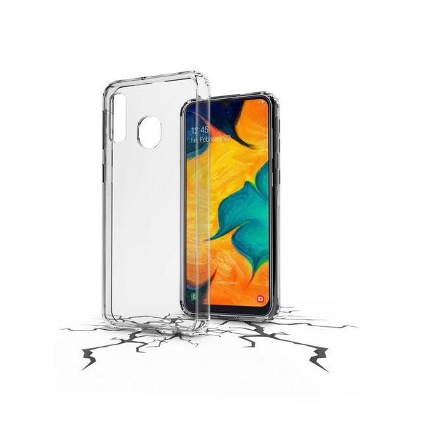 Калъф за смартфон Cellularline CLEARDUO SAMSUNG GALAXY A40 ТВЪРД