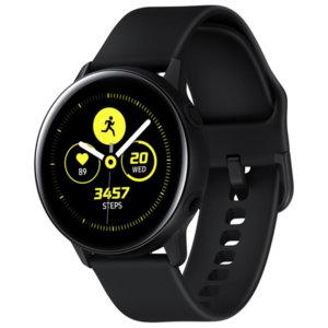 Смарт часовник Samsung GALAXY WATCH ACTIVE BLACK R500NZK 40 MM , 1.10 , DUAL CORE