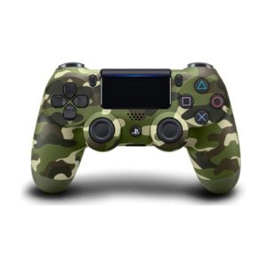 Джойстик Sony PS4 DUALSHOCK 4 CONT GREEN CAMO v2