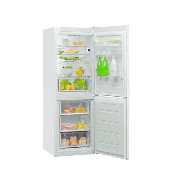Хладилник с фризер Whirlpool W5 811E W *** , 339 l, A+ , Бял , Статична