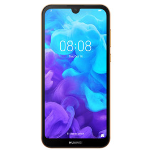 Мобилен телефон Huawei Y5 2019 DUAL SIM AMBER BROWN