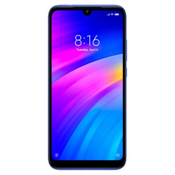 Мобилен телефон Xiaomi REDMI 7 32/3 DS BLUE MZB7368EU