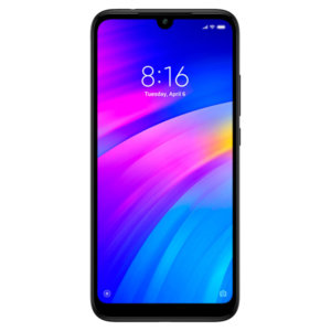 Мобилен телефон Xiaomi REDMI 7 32/3 DS BLACK MZB7364EU