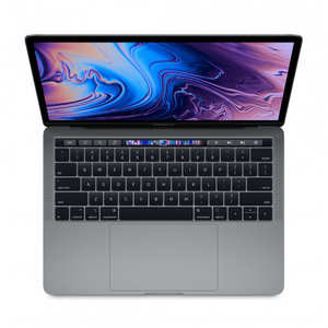"Ноутбук Apple MACBOOK PRO 13"" 256GB TouchBar (2019) MV962"
