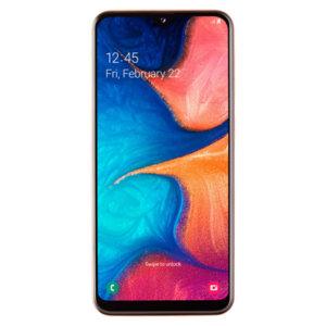 Мобилен телефон Samsung SM-A202FZOD GALAXY A20E DS CORAL
