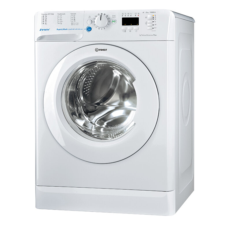 Пералня Indesit BWSA 51052W