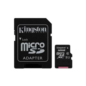 Карта памет Kingston MICRO SD 32GB CLASS 10 UHS-I  CANVAS SELECT
