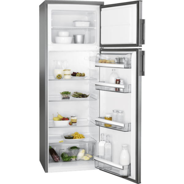 Хладилник с горна камера AEG RDB72721AX R