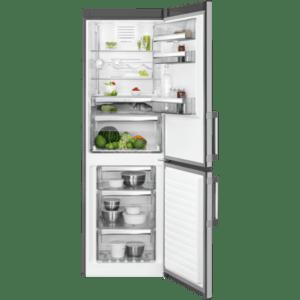 Хладилник с фризер AEG RCB63326OX