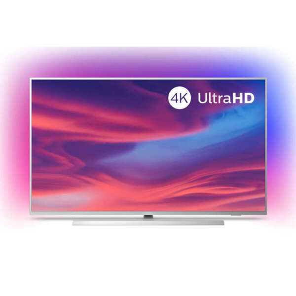 Телевизор Philips 50PUS7304/12 , 127 см, 3840x2160 UHD-4K , 50 inch, Android , LED  , Smart TV