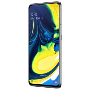 Мобилен телефон Samsung SM-A805FZKD GALAXY A80 DS BLACK