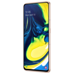 Мобилен телефон Samsung SM-A805FZDD GALAXY A80 DS GOLD