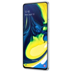Мобилен телефон Samsung SM-A805FZSD GALAXY A80 DS SILVER