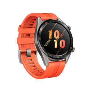 Смарт часовник Huawei WATCH GT FTN-B19R ORANGE LEATHER STRAP , 1.39