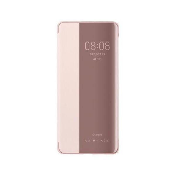 Калъф за смартфон Huawei VOGUE P30 PRO SMART VIEW FLIP COVER PINK