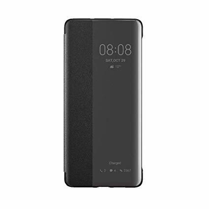 Калъф за смартфон Huawei ELLE P30 SMART VIEW FLIP COVER BLACK