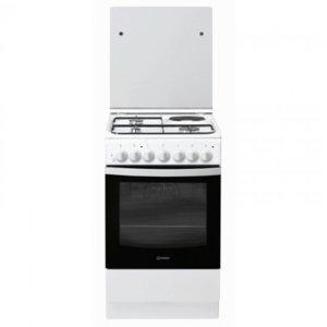 Готварска печка (ток/газ) Indesit IS5M5PCW/E