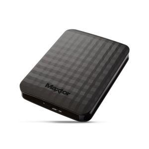 Външен хард диск SEAGATE MAXTOR 1TB USB 3.0 STSHX-M101TCBM