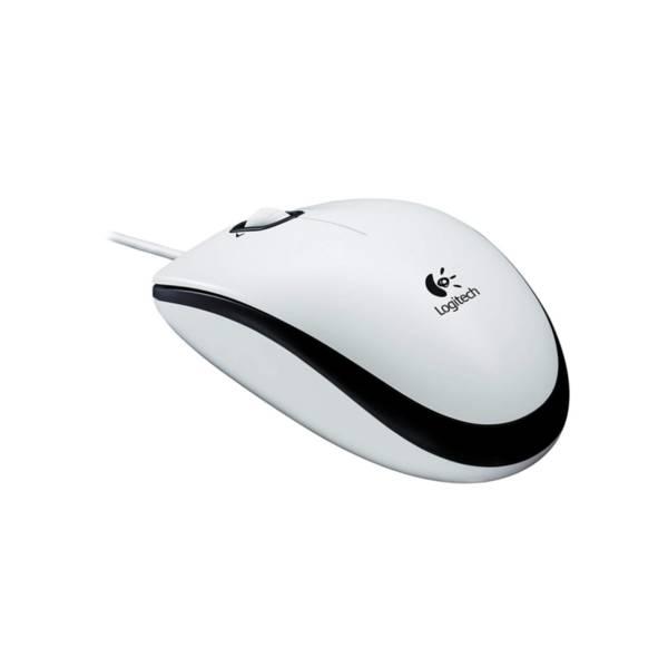 Мишка Logitech M100 WHITE 910-005004