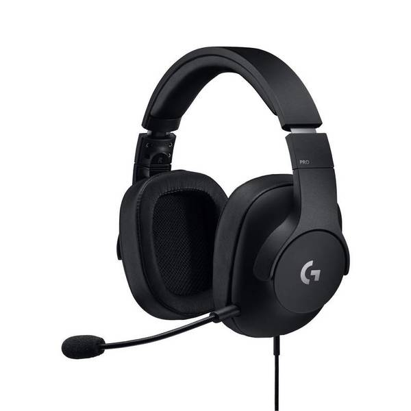 Слушалки с микрофон Logitech G Pro 981-000721