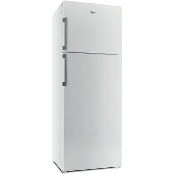 Хладилник с горна камера Whirlpool T TNF 8111 H W*** , 423 l, A+