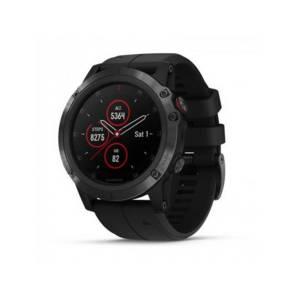 Смарт часовник Garmin FENIX 5X Plus Sapphire Black 010-01989-01
