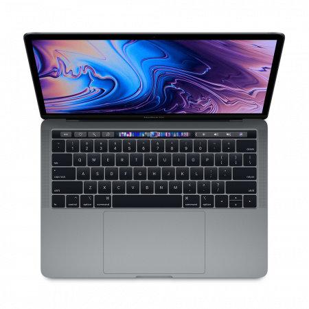 "Ноутбук Apple MACBOOK PRO 13"" 128GB TouchBar (2019) MUHN2"