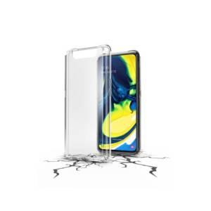 Калъф за смартфон Cellularline SAMSUNG GALAXY A80 ПРОЗРАЧЕН ТВЪРД